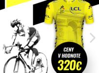 Tour de France 2019 - Vyhrajte vysnívaný dres