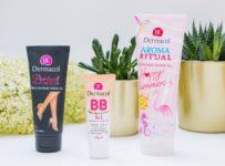 Súťaž o 3x Dermacol tónovací krém, sprchový gél a telový make-up