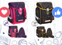 Súťaž o 6-dielny set školskej tašky Cosmo s LED osvetlením v hodnote 75 €