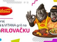 Súťaž o FUN & VITANA gril na svoju gorilovačku