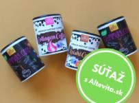 Súťaž o balíček 4 instatných káv od slovenského výrobcu Altevita