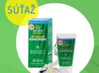 Súťaž o balíček opaľovacích krémov Soléo Organics