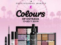 Súťaž o balíček produktov NYX Professional Makeup