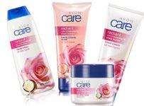 Súťaž o balíček telovej starostlivosti Avon Care