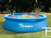 Súťaž o bazén Marimex Tampa