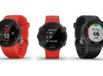 Súťaž o bežecké hodinky Garmin Forerunner 45