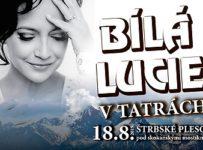 Súťaž o lístky na koncert LUCIE BÍLEJ