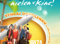Súťaž o leteckú dovolenku pre 2 osoby na 4 noci s polpenziouna ostrove Ibiza