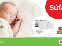 Súťaž o monitor dychu BABYSENSE 2 PRO v hodnote 104,99 eur