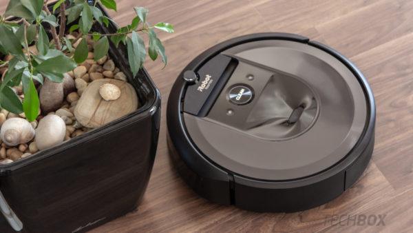 Súťaž o najnovší model iRobot Roomba i7+