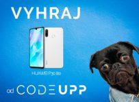 Súťaž o nový mobil HUAWEI P30 lite od Codeupp