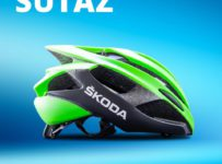 Súťaž o podpísanú cyklistickú prilbu od Peťa Sagana