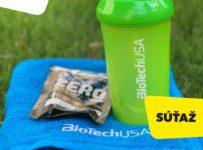 Súťaž o super balíček od BioTech USA