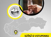 Súťaž o vstupenky na festival vína v Strekove