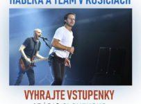 Súťaž o vstupenky na koncert Paľo Habera a Team v Košiciach