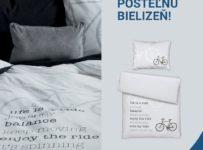 Súťaž pre vášnivých cyklistov o tematickú posteľnú bielizeň