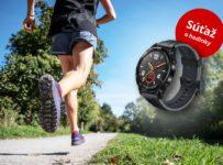 Súťaž s O2 Extra výhodami o smart hodinky značky Huawei