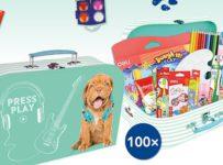 Vyhrajte detský kufrík plný prekvapení a k tomu poukaz 100 €