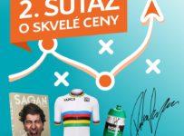 Vyhrajte dres, knihu alebo fľašu s podpisom Petra Sagana