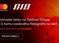 Vyhrajte lístky a zážitky na nezaplatenie na Grape festivale