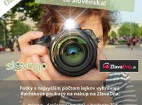 Fotosúťaž súťaž na tému Najkrajšia letná fotografia zo Slovenska