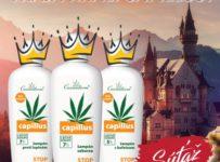 Súťaž o šampóny Capillus
