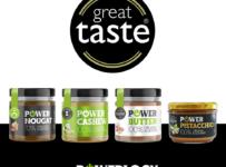 Súťaž o 4 ks Powerlogy krémov ocenených gastronomickým oskarom Great Taste