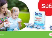 Súťaž o BLUVIR – desinfect obrúsky