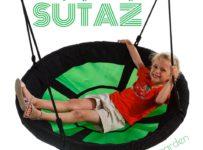 Súťaž o Hojdacie hniezdo pre deti Swibee