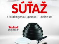 Súťaž o Tefal Ingenio Expertise 11-dielny set