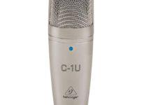Súťaž o USB mikrofón značky BEHRINGER C1-U