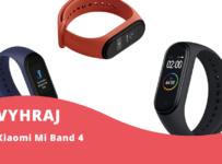 Súťaž o Xiaomi Mi Band 4