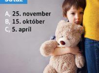 Súťaž o balíček darčekových predmetov Nadácie Volkswagen Slovakia