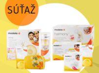 Súťaž o balíček produktov medela v hodnote 170 €