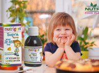 Súťaž o balenie detských sirupov SUPRA od Nutrifood