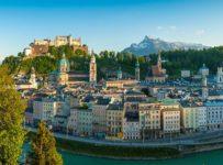Súťaž o dva 3-dňové pobyty v Salzburgu