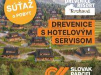 Súťaž o dvojdňový pobyt pre dve osoby v Rezorte Drevenice Terchová
