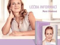 Súťaž o knihu Léčba informací (Marie Vilánková)