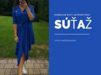 Súťaž o košeľové šaty Asymmetric