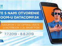 Súťaž o notebook a 2x smartfón