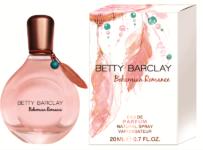 Súťaž o romantickú vôňu Betty Barclay Bohemian Romance