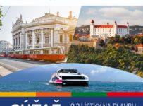 Súťaž o výletnú plavbu po Dunaji z Bratislavy do Viedne a naspäť