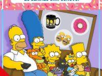 Súťaž o zábavné predmety zo seriálu Simpsonovci