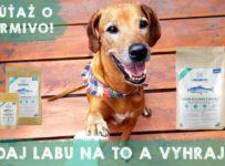 Súťaž o zdravé krmivo lisované za studena bez chémie a obilnín značky LABANATO