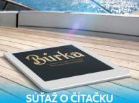 Vyhrajte elektronickú čítačku kníh od ČSOB