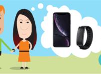 Paušálová súťaž s Orange o iPhone Xr a Huawei Color Band A1