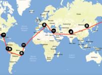 Predplaťte si teraz SME.sk a vyhrajte cestu okolo sveta