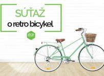 Súťaž o štýlový retro bicykel