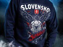 Súťaž o 2 špeciálne mikiny Slovensko