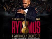 Súťaž o 2 lístky na koncert Rytmusa so symfonickým orchestrom